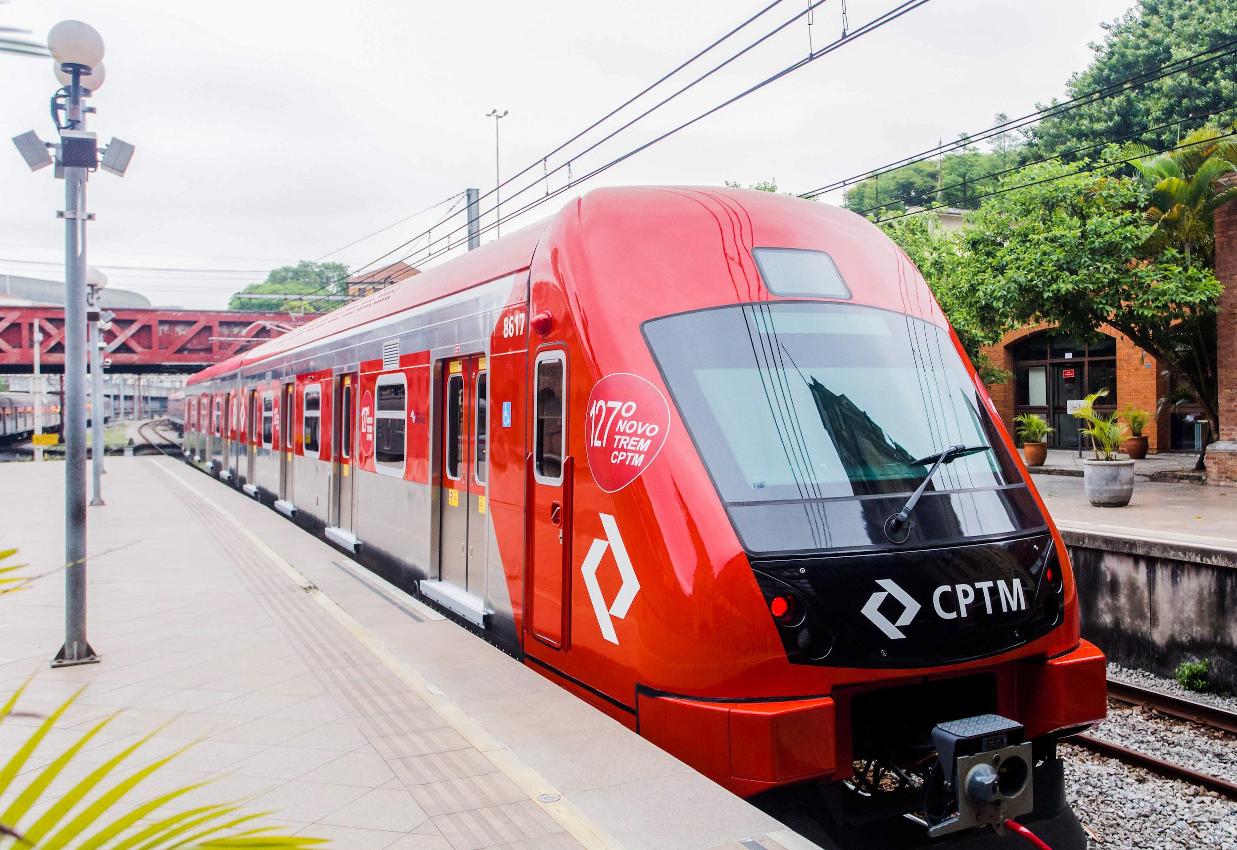 CPTM (Metropolitan Train Company)