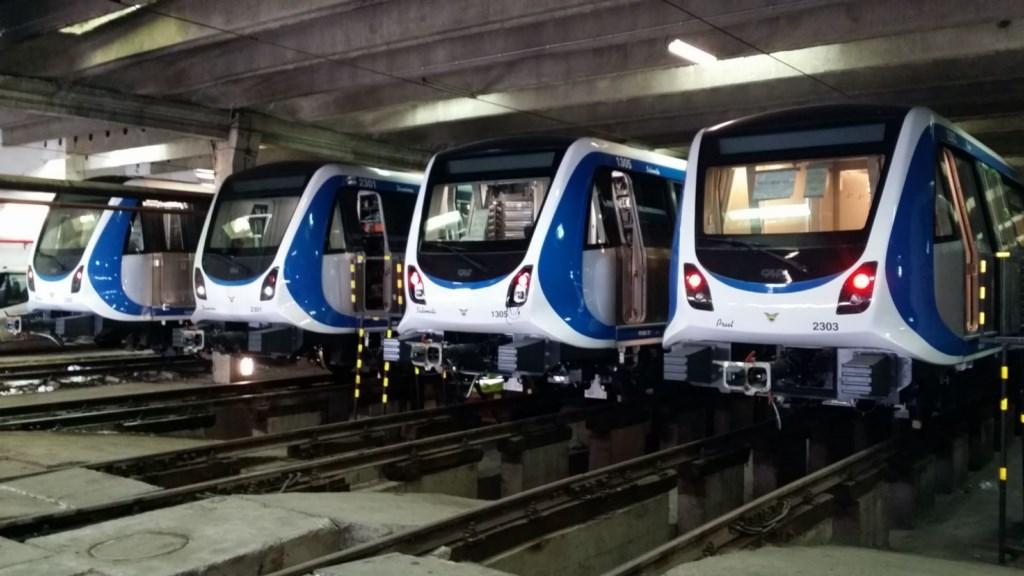 Metro de Bucarest