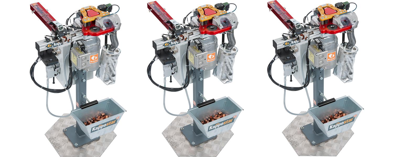 Fresadores y cambiadores de electrodos SEAT MARTORELL